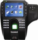 The FingerTec 100 Fingerprint Time Clock & Access Control system - Perfect for all of your security and time attendance needs. http://www.jmacsupply.com/FingerTec_I_Kiosk_100_p/fingertec-i-kiosk-100.htm