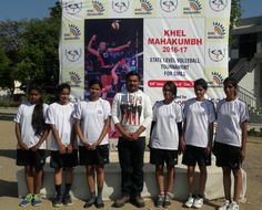 Being the first one from our college to get selected in the state level volleyball team of Vadodara Rural, the girls of KJIT have done wonders in Khel Mahakumbh 2016-2017. Despite the result of the tournament was not in their favour, they proved to be one of the strong teams with their splendid performance. And we are proud of Aesha Patel,  Uzma Shaikh,  Priya Mishra,  Mayawati Parmar,  Shohrin Rathod,  Niyanta Bhayani and Palak Patel.