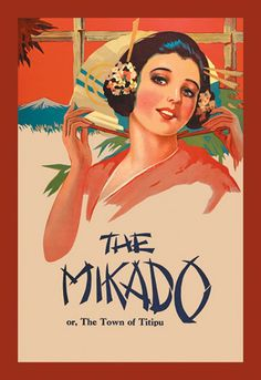 The Mikado, or The Town of Titipu #1