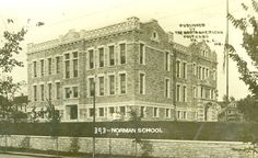 Norman School - 36th & Summit Kansas City Missouri, Historical Photos, Norman, Posts, Facebook, History, School, Heart, Travel