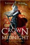 Book Review - Crown of Midnight - Throne of Glass, #2 - This sequel was exactly what I was hoping for! Sometimes second books can be a bit of a let down, but Crown of Midnight delivers in more ways than one!