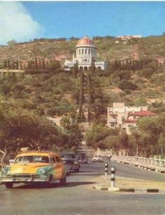 old haifa , palestine Palestine History, Israel History, Israel Palestine, The Beautiful Country, Beautiful Places, Haifa Israel, Templer, Holy Land, Pilgrimage