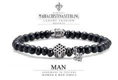 Made in Tuscany gioielli moda argento Maria Cristina Sterling bracciali argento celtik fashion jewelry bracelets silver celtik