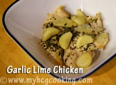 My HCG Cooking Blog - Favorite recipes and discoveries on my HCG weightloss journey: P2 Garlic Lime Chicken