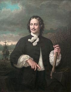 Peter the Great of Russia by August Tolyander, 1874