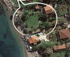 Beachfront with garden, Agios Andreas, Koroni, Messinia