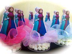 Disney Frozen favor candy treats jars for by uniqueboutiquebygami, $45.00