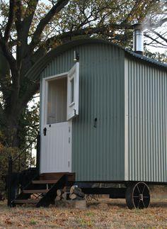 Superb Shepherd hut
