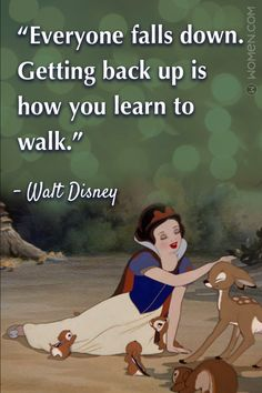 15 Walt Disney Quotes That'll Make You Believe In The Impossible Beautiful Disney Quotes, Disney Quotes To Live By, Best Disney Quotes, Life Quotes Disney, Disney Princess Quotes, Quotes For Kids, Amazing Quotes, Cute Quotes, Words Quotes