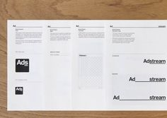 Freytag Anderson Adstream in Brand Guidelines