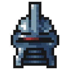 Pixel Cylon