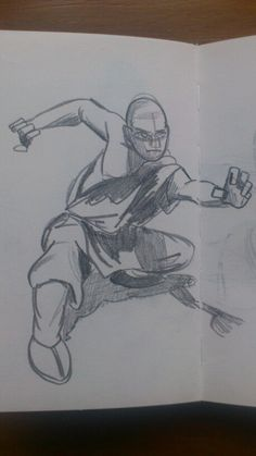 Shaolin Comic Tutorial, Shaolin Kung Fu, Pencil Sketch Drawing, Bruce Lee, Tai Chi, Martial Arts, Comic Art, Animation, Poses