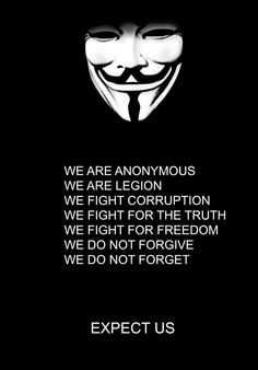 anonymous occupy the truth - Guy Fawkes, V For Vendetta Quotes, Hacker Art, Anonymous Maske, V Pour Vendetta, 7 Arts, Hacker Wallpaper, Hd Wallpaper, Fight For Freedom