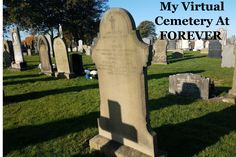 I use FOREVER to store not only my personal photos but everything about genealogy. #HoundontheHunt #GettingMyPoopInAGroup #Organize #Genealogy Cemetery Headstones, Family Genealogy, Personal Photo, Organize, About Me Blog, Vacation, Store, Outdoor Decor, Photos