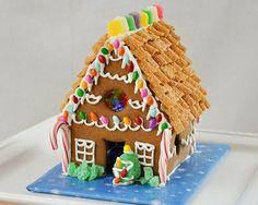Beki Cook's Cakes Blog: Homemade Gingerbread House Recipe