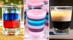 11 Ways to Get Your Layered Drink