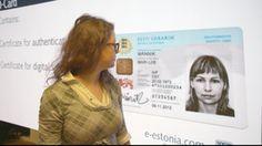 Digitale identiteit. VPRO Tegenlicht. In Estland bestaat de eerste e-samenleving Estonia