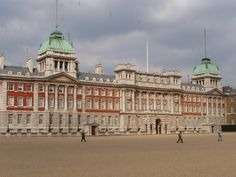 Old Admiralty Building. Horse Guards Parade London England