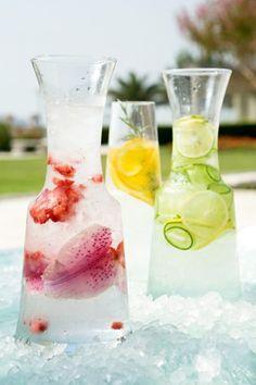 flavoured water wedding spring recipe brides of adelaide magazine