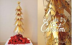 One of the most expensive fake Christmas trees ever!