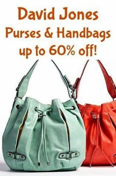 ab68b9fc8 David Jones Purses and Handbags.don't like the colors in the picture, but  love the style
