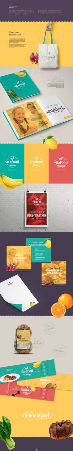 We developed a branding project for Vitafood, from the strategic planning, the architecture of brands to its identity and expressions. The company that works with functional food, now has its business more organized and structured in a simple and creative…