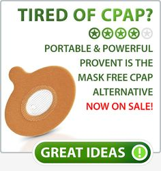PROVENT THERAPY FOR SLEEP APNEA http://www.directhomemedical.com/provent-therapy-provent-cpap.html#.V02xkVfTy-I