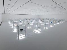nendo at contemporary art museum kanazawa, japan
