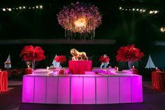 Bardecoration#LEDbar#lion#Sangeetdecor#wizkimweddingdesign