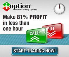 Trade with iOption and win up to 95% profit! / Gana un Máximo de 95% por cada Inversión http://www.binarytradeoption.com/