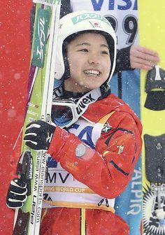 Takanashi Shara(Japan's woman ski-jumping player) Japan Woman, Ski Jumping, Skiing, Japanese, Game, Sports, Fashion, Ski, Japanese Language