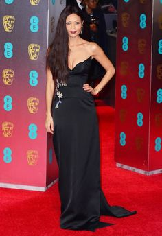 Thandie Newton in Osman ~ BAFTAS 2017