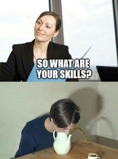 I have a very particular set of skills
