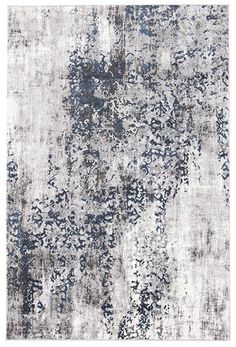 This new addition to our range features neutral tones and stunning modern styling, in a super soft, easy to maintain 10mm pile: Elizabeth 331 Grey Blue Beige Abstract Patterned Modern Rug https://buff.ly/2A1EvFB?utm_content=buffera85fa&utm_medium=social&utm_source=pinterest.com&utm_campaign=buffer