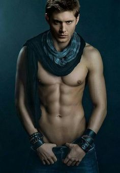 jensen ackles underwear model - Google Search