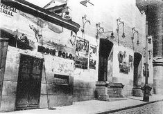 situado en la Calle de la Flor Baja y desapareció con la construcción del tercer tramo de la Gran Vía Casa. Propiedad de Estanislao Bravo el Cine de la calle de la Flor, como se anunciaba entre 1912 y 1917 o el Cine de la Flor, entre 1917 y 1926, estaba situado en el número 24 de la calle de la Flor Baja y ocupaba la parcela que hoy corresponde, aproximadamente, al número 4 de esta calle. Antes de la construcción de la Gran Vía, el terreno del edificio se extendía hasta la calle de San…