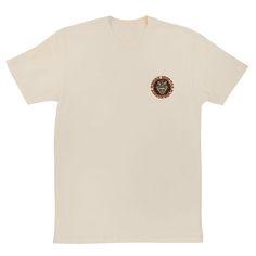 Santa Cruz Skateboards: Tees & Tops: Vintage Screaming Hand S/S T Shirt