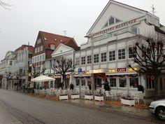 Café Niederegger in Lübeck, Schleswig-Holstein