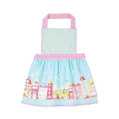Ulster Weavers Childrens Cotton Apron - Home Sweet Home design Child Apron Pattern, Apron Pattern Free, Cute Aprons, Aprons For Men, Pvc Apron, Sweet Home Design, Cute Baking, Childrens Aprons, Baking Accessories
