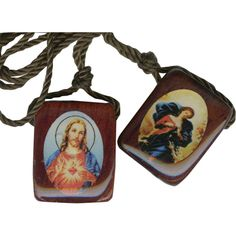 Mary Undoer of Knots Scapular-Leaflet Missal