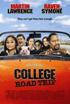 College Road Trip - 7 Mar 2008; I watched it on 26 Jan 2018