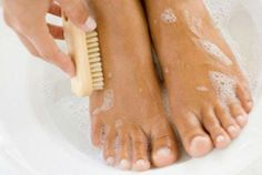 Remedio para evitar sudor y olor en los pies