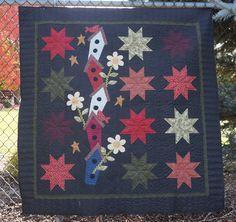 Kansas Troubles Super Stars Kit Quilt Patch Lane   Quilt and ... : quilt patch lane - Adamdwight.com