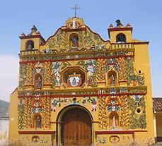 Guatemalan churches/cathedrals