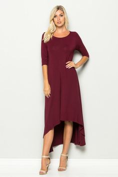 95d94e2ed093 Living The Dream Maxi Dress - Burgundy | A gorgeous cute chic maxi dress  for day