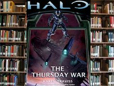 Book Review: Halo: The Thursday War (Tor Books) - Game Industry News