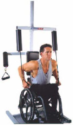 Ada outfitting fitness areas to serve disabled populations this