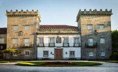 180 Ideas De Pazos Castillos Gallegos España