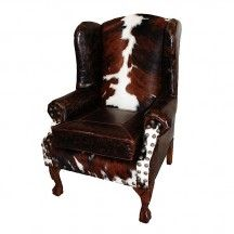 Santa Fe Wing Chair