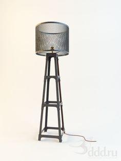 PROFI Dialma Brown 3dsMax 2012 + fbx (Vray) : Floor lamp : 3dSky - 3d models